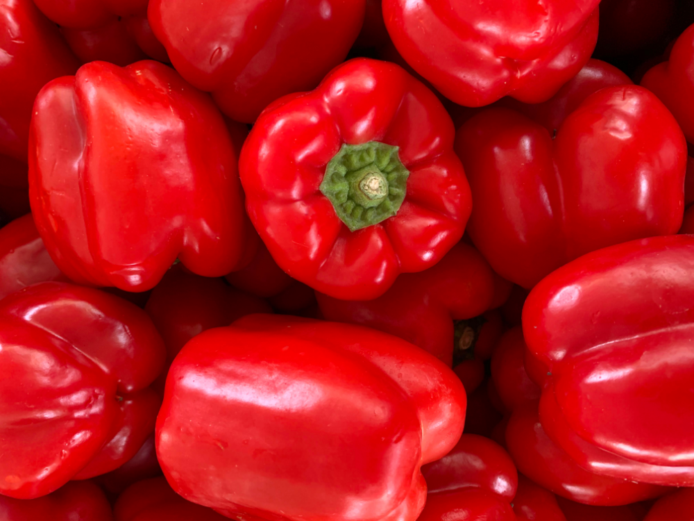 The Amount Of Carbohydrates in Red Bell Pepper?