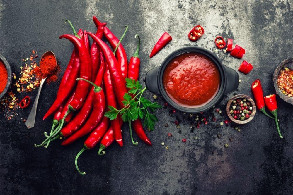 Wuju Hot Sauce Review